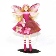 Hortensia by Tassie Design- the Fairy Family flexible fairy figurines
