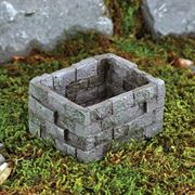 Fiddlehead Small Stone Planter