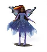 Harmony- posable fairy figurine by Tassie Design