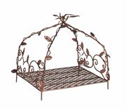 Fairy garden bed canopy- Fiddlehead