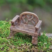 Fiddlehead Rustic chair