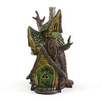 Fairy garden tree house by Fiddlehead fairy gardens