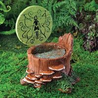 Miniature Garden Fairy Hatch