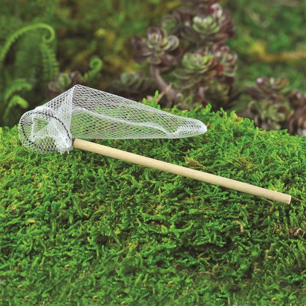 Fairy Garden Accessories- Butterfly Net