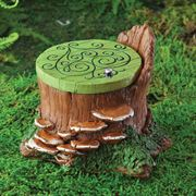 Fiddlehead Miniature Fairy Garden Hatch