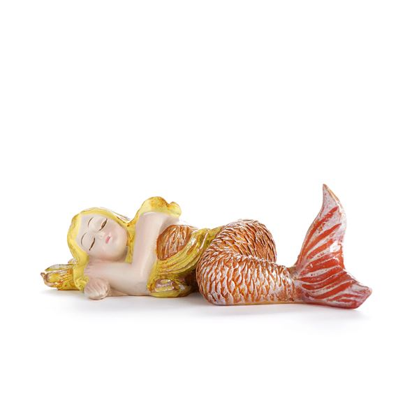 Miniature garden products by Fiddlehead- Sleeping Mermaid