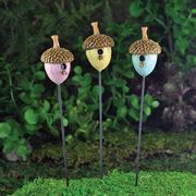 Miniature Garden Fairy Bird Houses