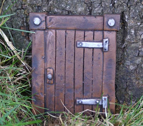 Fairy Door- Hobbit Door